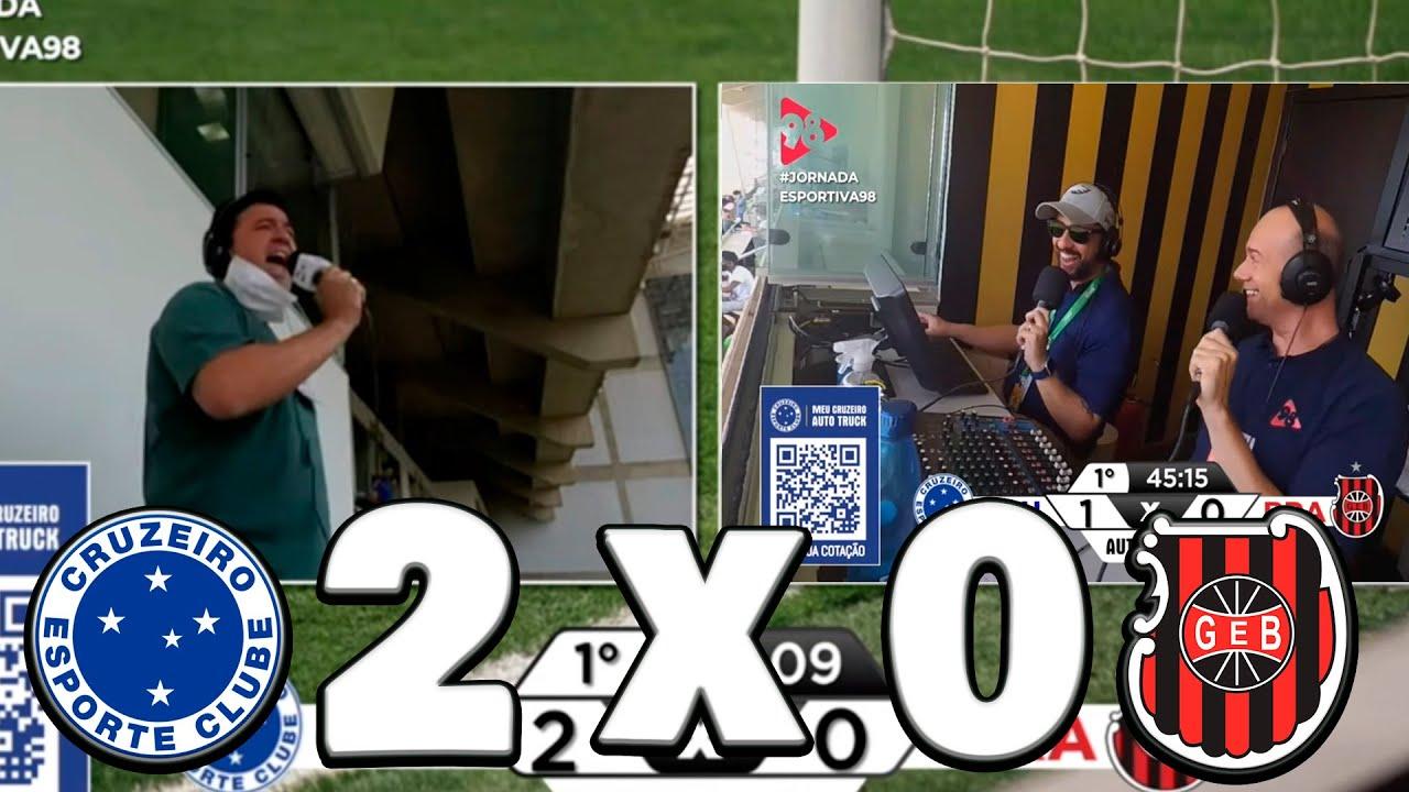 Download REAÇÕES 98 LIVE - CRUZEIRO 2 X BRASIL DE PELOTAS - SÉRIE B