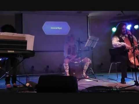 """Gravity"" Wolf's Rain OST Yoko Kanno (LIVE) by Mada Kikanu"