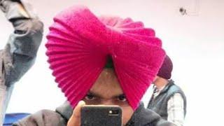 Amritsar shahi dastar 11 pech 3D