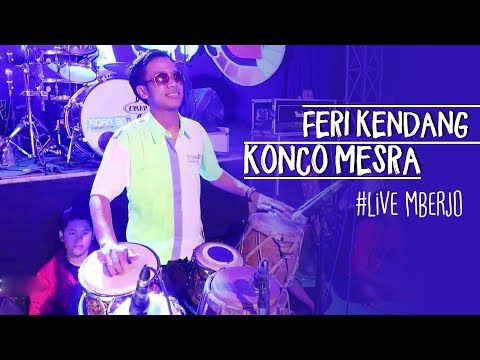 KONCO MESRA (Official Daily) FULL KENDANG #LIVEMBERJO