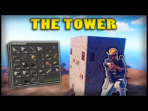 THE TOWER - Rust
