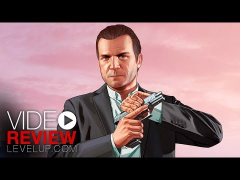 VIDEO REVIEW: Grand Theft Auto V (PC)