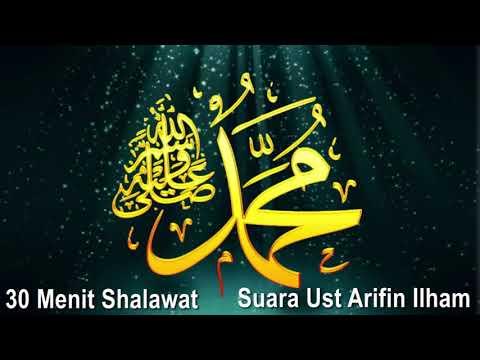 Suara Ustad Arifin Ilham - Shalawat Nabi SAW