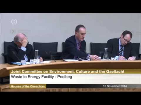 Dublin City Council Chief Executive on Huge Poolbeg Waste to Energy Plant