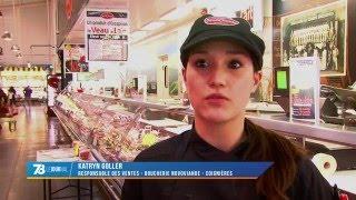 Salon de l'agriculture : le secteur de la boucherie embauche