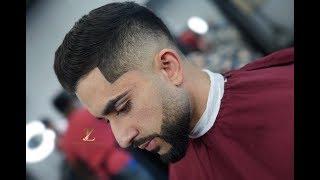 🔥Barber Tutorial : Drop Fade TRANSFORMATION! Faded Beard!