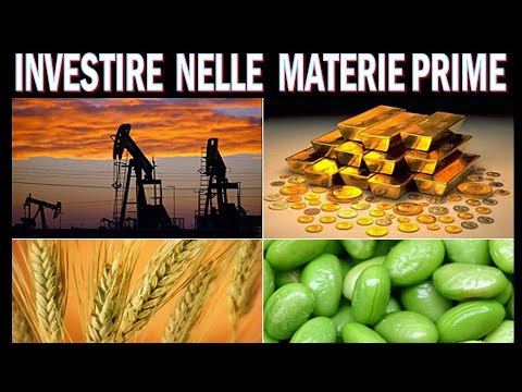 Forex sulle materie prime