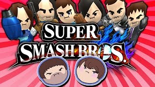 Smash Bros: AN ACCURATE SIMULATION OF GRUMPS FIGHTING - Grumpcade