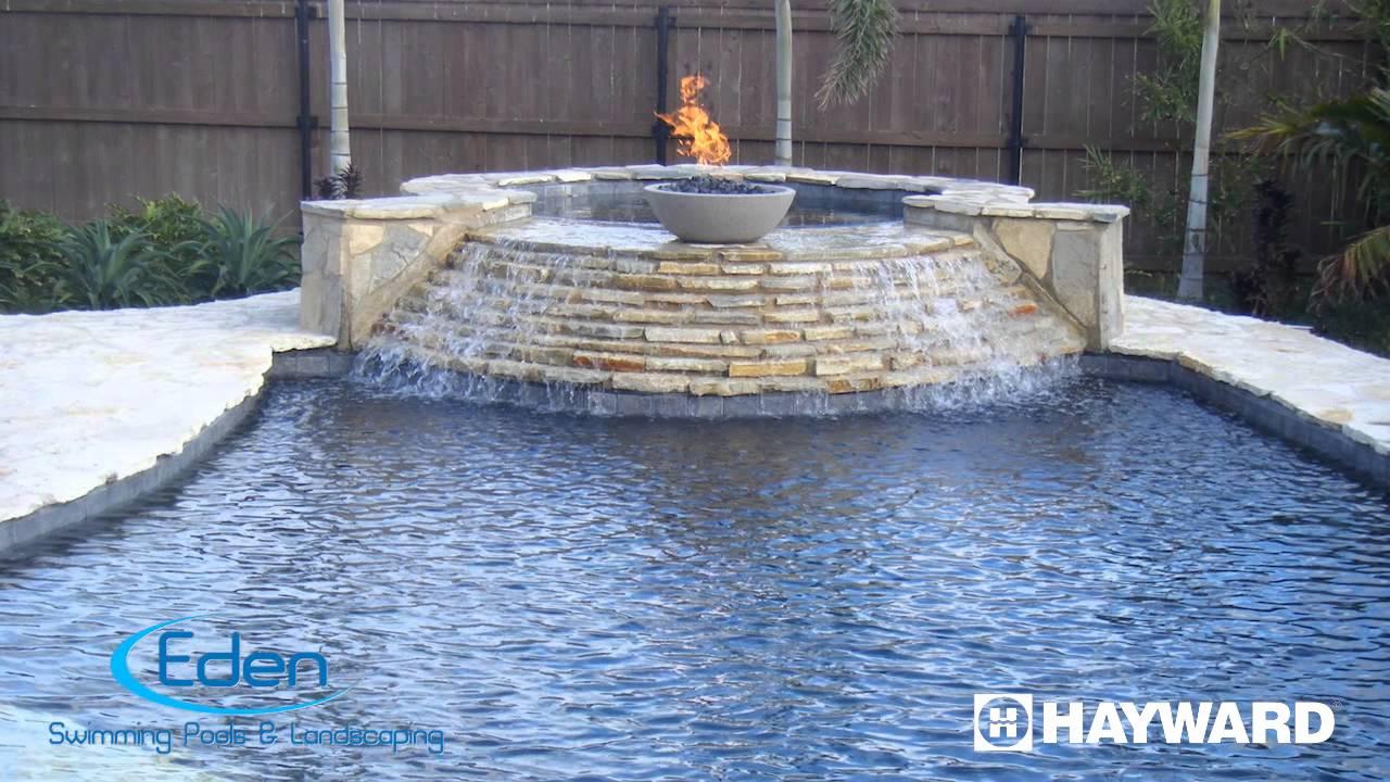 Rio Grande Valley Swimming Pool Builder Eden Pools Youtube