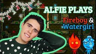 FireBoy & WaterGirl With ThatcherJoe | Vlogmas