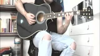 Savatage - Post Script (guitar cover)