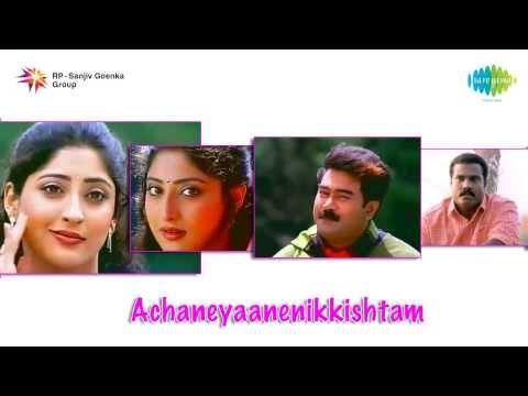 Achaneyanenikkishttam  Shalabham Vazhimaruma Song