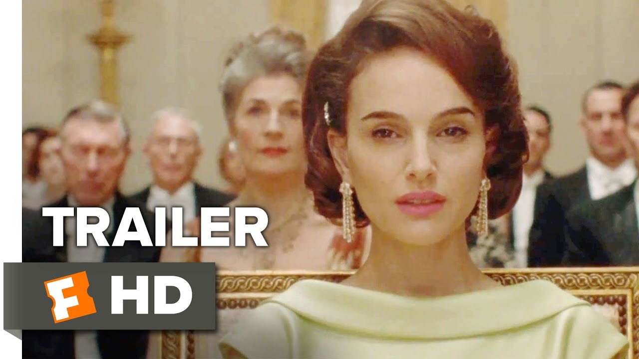 Jackie Official Trailer - Teaser (2016) - Natalie Portman Movie