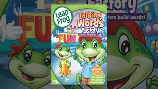 Best Alternative to LeapFrog: Talking Words Factory