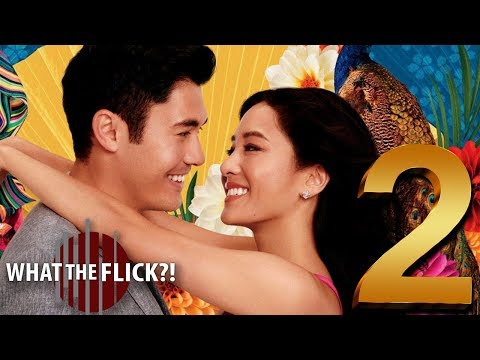 'Crazy Rich Asians' Sequel In The Works! streaming vf