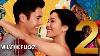 'Crazy Rich Asians' Sequel In The Works!