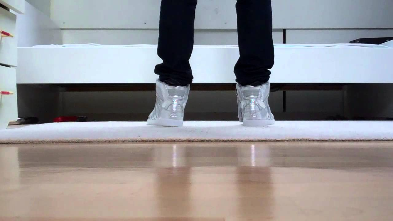 Bieber Adidas Silver On Shoes Neo Unboxing Justin Feet b67yYfg