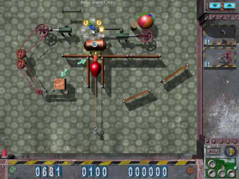 Crazy Machines Levels 81-88  