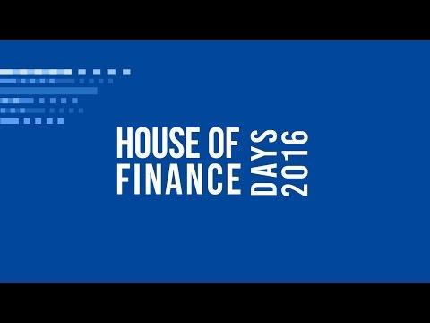 House of Finance Days - FinTech et Financement des Entreprises