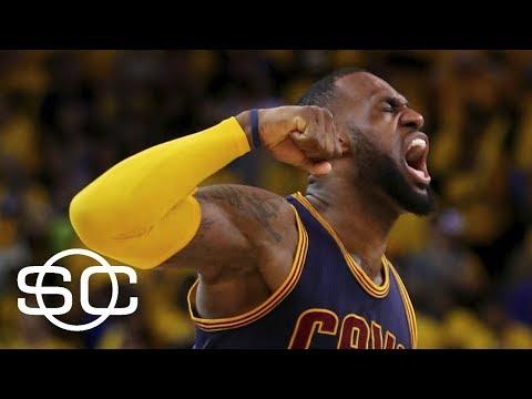 LeBron James ranked No. 1 in ESPN's #NBArank | SportsCenter | ESPN