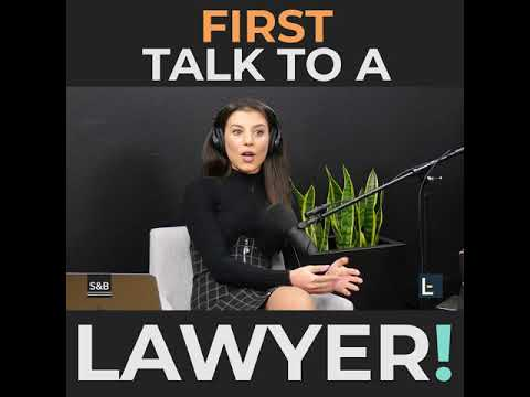 Legal Tip of The Week | Michelle Nabati | First Talk To A Lawyer