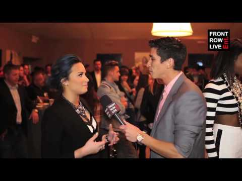 Demi Lovato Talks Bring Me The Horizon, Moshing & Crowd Surfing to Unearth