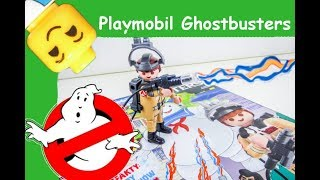 Playmobil GHOSTBUSTERS Magazyn nr 1/2019