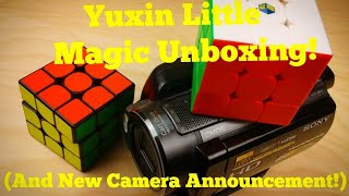 Unboxing Some Yuxin Little Magics! (And A New Camera Announcment!)