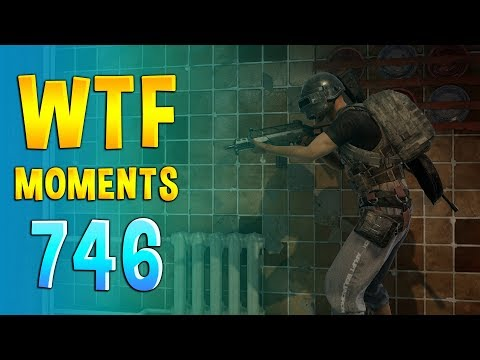 PUBG WTF Funny Daily Moments Highlights Ep 746