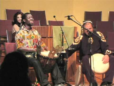 World Music Unleashed - Percussion Ensemble