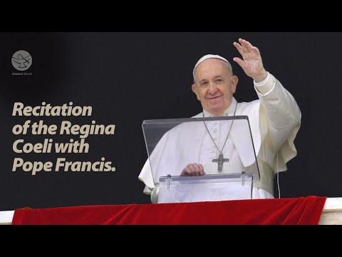 Recitation of the Regina Coeli with Pope Francis | 24 May 2020 | Vatican