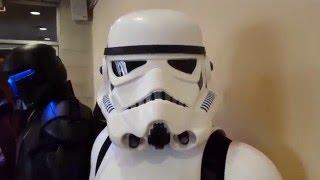 Star Wars Props and Costumes. Stormtrooper. Republic Comando. Jedi