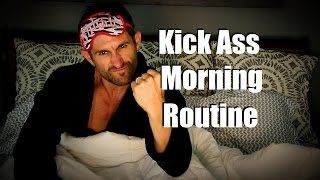 How To Develop A Kick Ass Morning Routine | 5 Tips For Starting Your Day thumbnail
