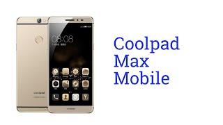 Coolpad Max Mobile [launch in INDIA May-2016]