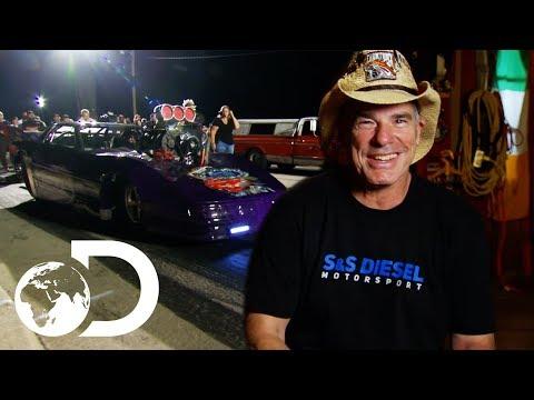 Wayne VS Farmtruck For $1,000   Street Outlaws