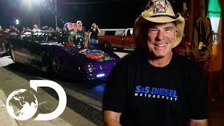 Wayne VS Farmtruck For $1,000 | Street Outlaws