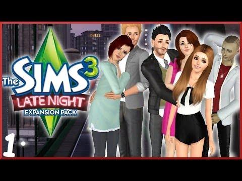 Lets Play: The Sims 3 Latenight-(Part.1)-Bridgeport Flow