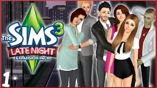 Lets Play: The Sims 3 Latenight-(Part.1)-Bridgeport Flow