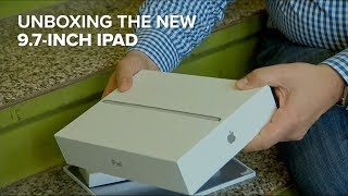 Unboxing the new 9.7-inch iPad iPad 検索動画 21