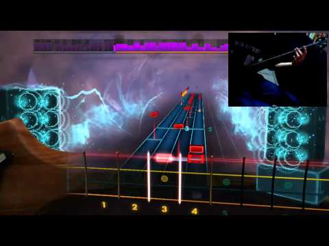 Dream Theater Panic Attack Rocksmith 2014 CDLC Bass
