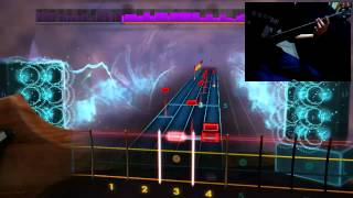 Dream Theater Panic Attack Rocksmith 2014 CDLC Bass