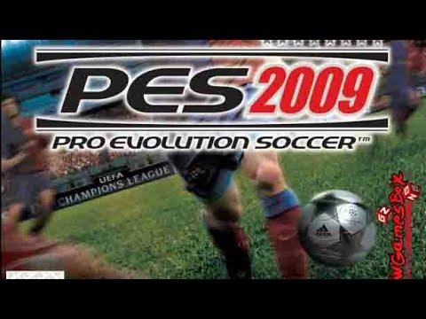 Pro evolution soccer 2009 free download full version!