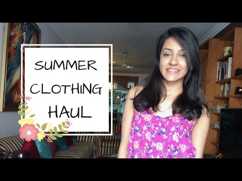 summer-clothing-haul-||-sale-shopping-||-myntra-|-f21
