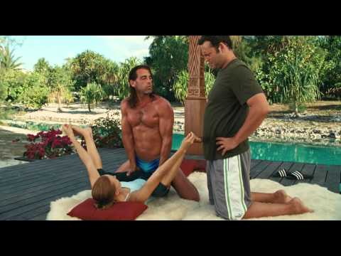 """Yoga guy from  """"The Couples Retreat"""""""