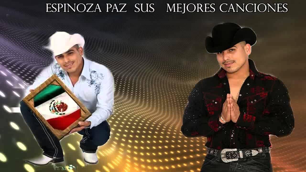 Mix Espinoza Paz Sus Mejores Canciones Youtube