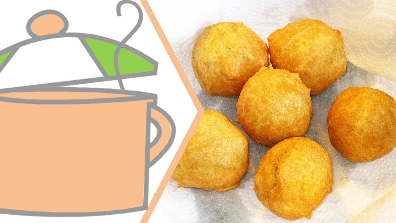 How to make nigerian buns without yeast