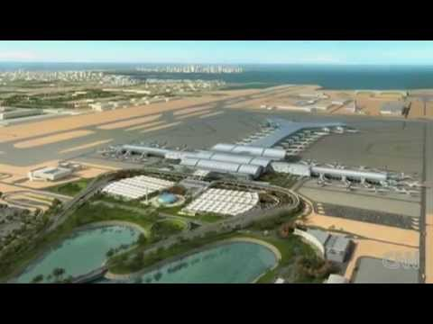 Future Cities: New Doha International Airport - Hamad International Airport