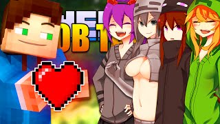 Minecraft MOB TALKER 2 Mod Spotlight & Installation Tutorial! Cute Anime Girls Mod (Mob Talker 1.8)