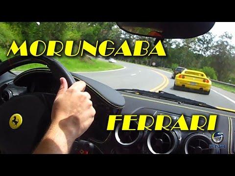 Passeio Morungaba - Ferrari F430 (Capristo Exhaust)