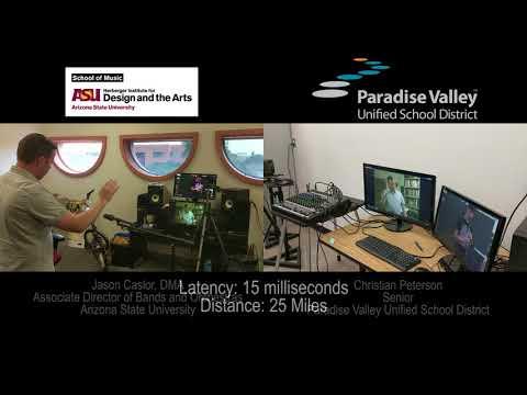 LoLa ASU/PV Conducting 2